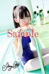 【送料無料】AKB48渡辺麻友 写真5枚セット<サイン入> 34