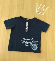 COMME CA ISM★半袖Tシャツ90�a