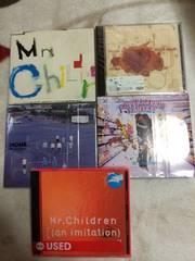 ���I�~�X�^�[�`���h���� �~�X�`�� Mr.Children�A���o���D��
