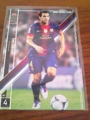 パニーニフットボールリーグ2013/PFL03非売品ver[MFセスクファブレガス]FCバルセロナ