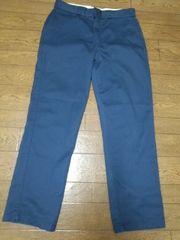 ディッキーズ 紺パンツ 34