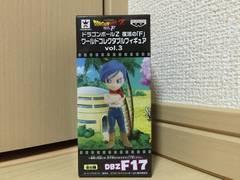 ドラゴンボールZ 復活のF コレクタブルフィギュア vol.3 ブルマ
