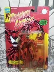 希少【TOYBIZトイビズ】『マキシマム・カーネイジ』 未開封 スパイダーマン