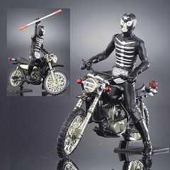ポピニカスーパーマシン ショッカー戦闘員オートバイ部隊