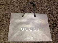 GUCCIのショップ袋   小サイズ