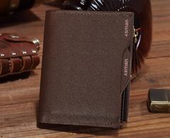 送料無料:新品多機能二つ折財布 カード7枚 札入2口 小銭入