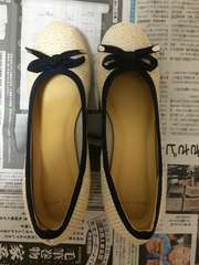 ☆ かわいい白リボン靴 ☆