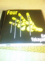 CD:横山健(ハイスタンダード)Four 帯あり