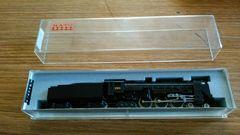 KATO2003C62機関車