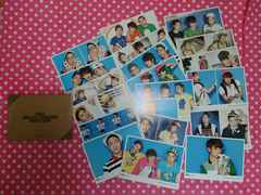 JYJ★非売品 NII 両面BIG ポストカード★未開封 20枚フルセット