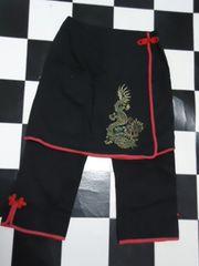 破格!【龍柄刺繍】KUNITOMOパンツ†h.naoto姉妹店ゴスロリパンク中華
