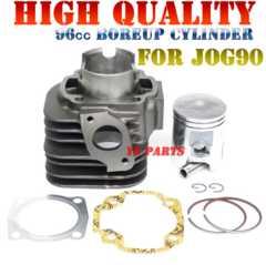 【高品質】ジョグ90JOG90(3WF)アクシス90プロフット(3VR)96ccボアアップ