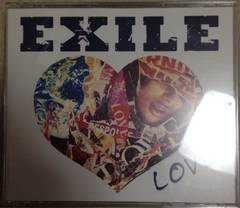 EXILE LOVE♪CD+DVD2枚セット♪定価5040
