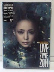安室奈美恵 LIVE STYLE 2011 未開封DVD 30%OFF!!