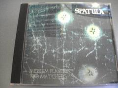 SPATULA CD medium planers and matchers