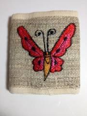 新品バタフライ蝶々財布