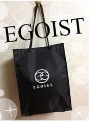Happie nuts 付録 EGOIST EGマークトートバッグ