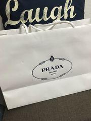 PRADA ショップ袋/傷アリ