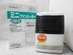 1812☆1スタ☆YAMAZEN ミニファンヒーター 足元用 MFH-601
