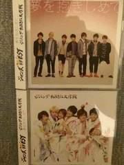 激安!☆ジャニーズWEST/ジパングおおきに大作戦☆初回盤B/CD+DVD
