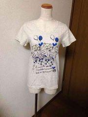 scolar くま 風船 花 星 Tシャツ