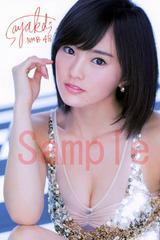 【送料無料】NMB48 山本彩 写真5枚セット<サイン入>06