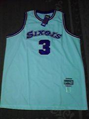 新品未使用 NBA SIXERS ゲームシャツ バスケット