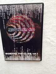 800円 BIGBANG THE CLIPS VOL.1 DVDビックバン