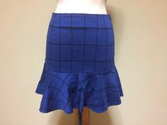 新品☆バナーバレット☆スカート☆紺☆38☆日本製13000円