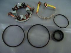 (4)CBX400FCBX550F用セルモーターブラシセット