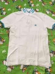 ビラボン 半袖 ポロシャツ Lサイズ