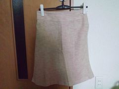 フェミニン系ツイードスカート♪☆☆