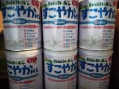 すこやか大6缶 新品 送料無料オマケあり