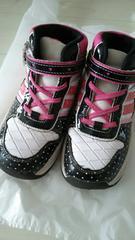 光る靴 サイズ21