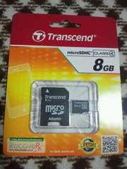 microSDHC  8GB �g�сE�f�W�J���@�V�i���J��