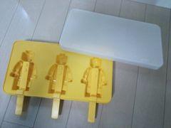 LEGO◆レゴBIGサイズアイスキャンディートレイ3体作れる!