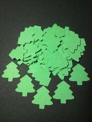 クラフトパンチツリー(木)グリーン50枚アルバムの飾りなどに