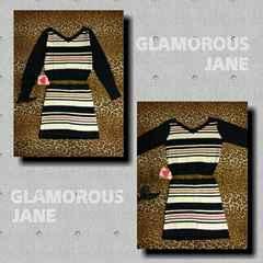 新品 GLAMOROUS JANE/グラマラスジェーン ニットセットアップ