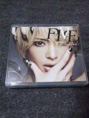 浜崎あゆみ/FIVE(CD+DVD)