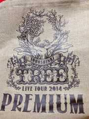 東方神起 トートバッグ  TOUR 2014 TREE プレミアムシート特典
