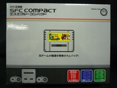 ���V�i �X�[�p�[�t�@�~�R���݊��@ SFC COMPACT