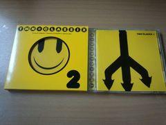 TMN CD「CLASSIX 1&2」TM NETWORK 小室哲哉2枚セット★