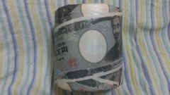 一万円トイレットペーパー