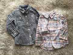★babyGAP★シャツ2点セット