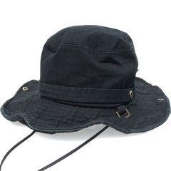 帽子♪ウォッシュコットン アドベンチャーハット サファリ*
