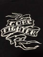 corefighter 胸ロゴTシャツ