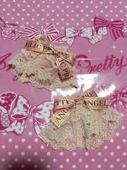 AngelicPretty★Melty Chocolateお袖留め ピンク