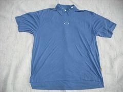 OAKLEY オークリー ジップポロシャツ 3XL