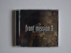 PS �\�t�gFront Mission �t�����g�~�b�V���� �T�[�h 3 Used