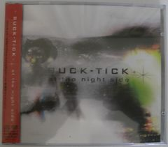 ★新品未開封★ BUCK-TICK at the night side 初回限定盤 CD+DVD